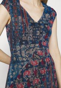 Desigual - Korte jurk - blue - 6