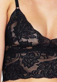 Erlich Textil - Alustoppi - schwarz - 3