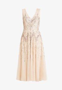Lace & Beads - RUMI DRESS - Robe de soirée - nude - 6