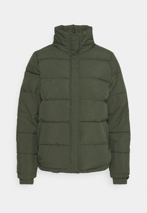 THE MOTHER PUFFER - Zimní bunda - khaki