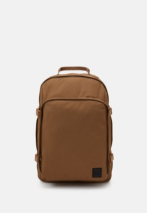 BERKOFF BACKPACK  - Reppu - bronze brown