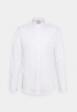 JPRBASIC BUSINESS PLAIN - Kostymskjorta - white