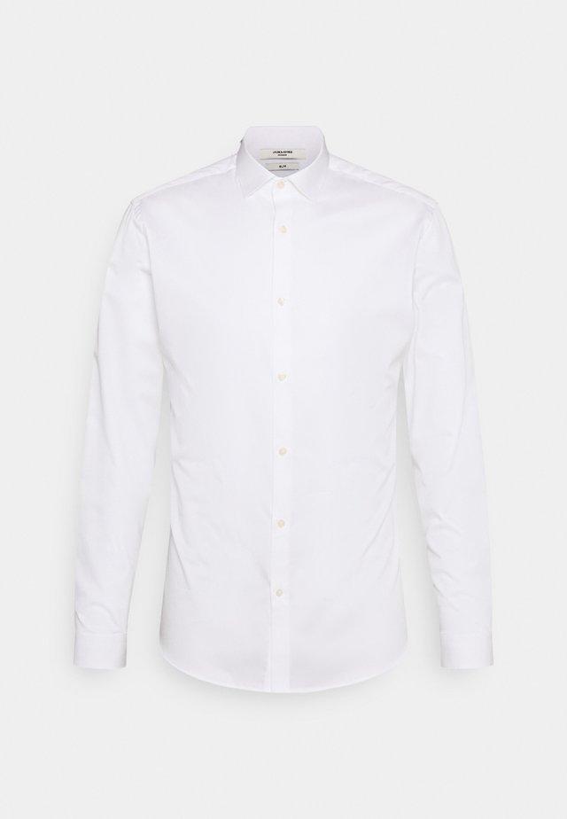 JPRBASIC BUSINESS PLAIN - Camicia elegante - white
