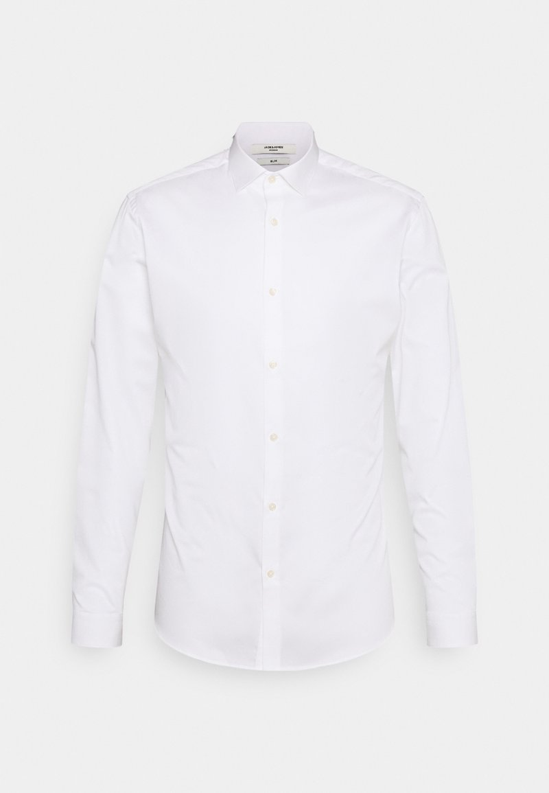 Jack & Jones PREMIUM - JPRBASIC BUSINESS PLAIN - Camisa elegante - white