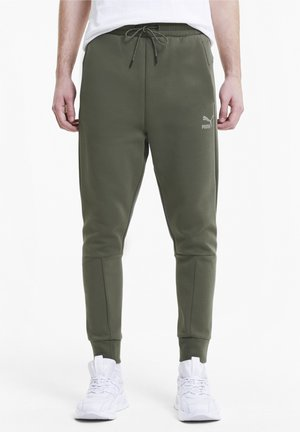 CLASSICS TECH  PANTS MAND - Tracksuit bottoms - thyme