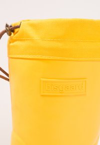 Bisgaard - THERMO BOOT - Wellies - yellow - 5