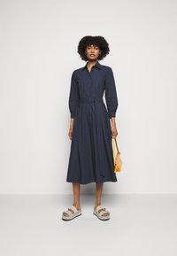 WEEKEND MaxMara - FAVILLA - Shirt dress - ultramarine - 1
