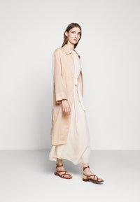 Filippa K - ALYSSA DRESS - Maxi šaty - dune beige - 1