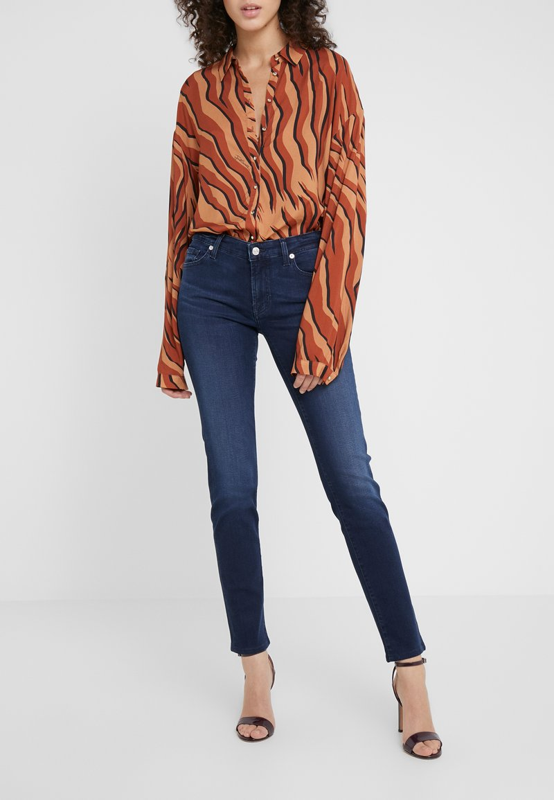7 for all mankind - PYPER  - Jeans Skinny Fit - bair park avenue