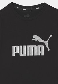Puma - LOGO UNISEX - T-shirt con stampa - puma black - 2