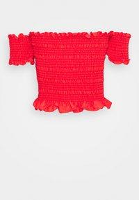 iBlues - INCERTO - Print T-shirt - corallo - 1