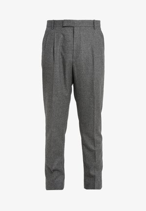GENTS FORMAL PLEATED TROUSER - Anzughose - grey