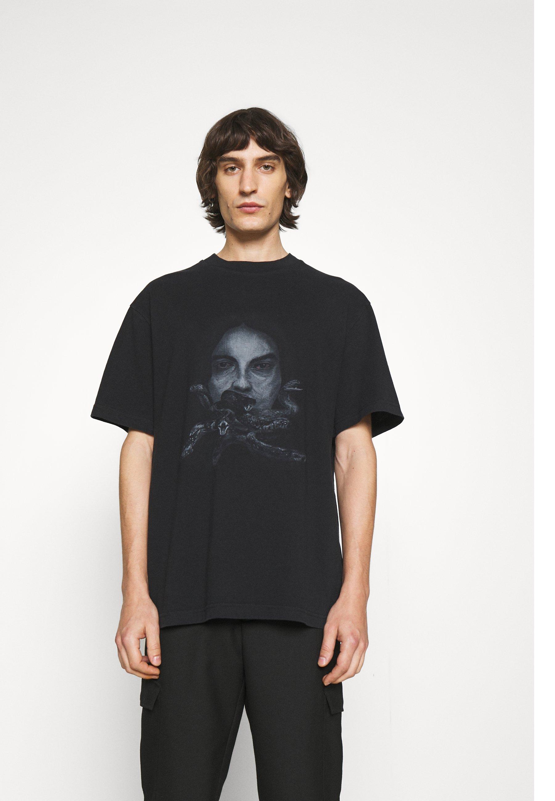 Men BOXY TEE SHORT SLEEVE - Print T-shirt