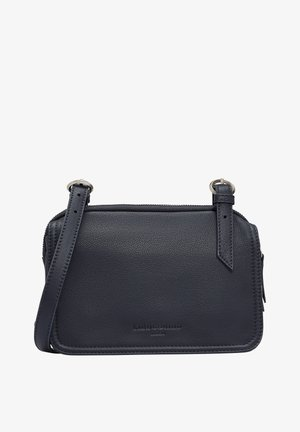 MAREIKE CROSSBODY S UMHÄNGETASCHE AUS RINDSLEDER - Across body bag - midnight sky
