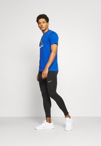 Nike Performance - Tights - black/reflective silver - 1