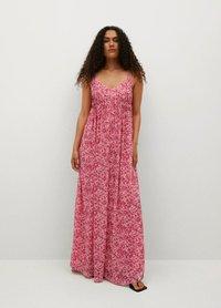 Mango - Maxi dress - rosa - 0