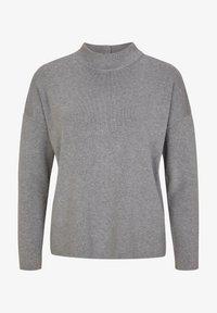 soft grey melange
