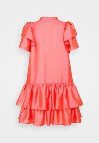 Cras - DALIACRAS DRESS - Day dress - sunkissed coral - 1
