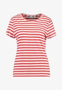 Samsøe Samsøe - SOLLY TEE - Print T-shirt - red - 3