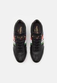 Pantofola d'Oro - IMOLA ROMAGNA FLAG UOMO  - Matalavartiset tennarit - black - 3