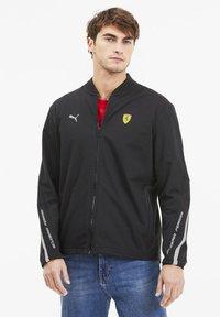 Puma - SCUDERIA FERRARI - Zip-up hoodie -  black - 0