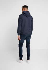 Jack & Jones - JJITIM JJORIGINAL JOS  - Džíny Slim Fit - blue denim
