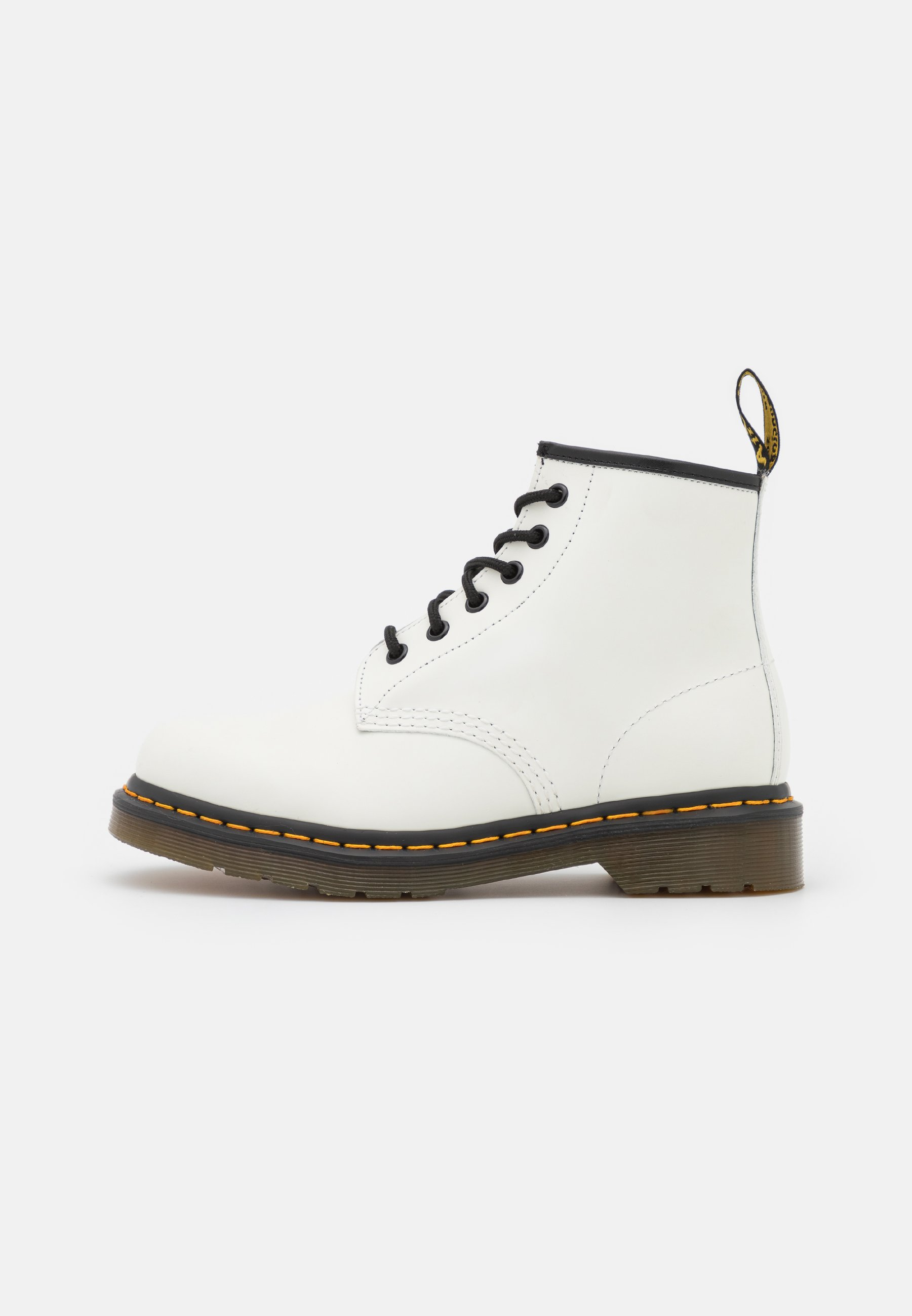 Men 101 STITCH SMOOTH UNISEX - Lace-up ankle boots