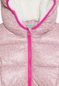Benetton - JACKET - Winter jacket - light pink - 4