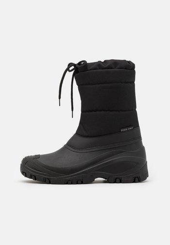 UNISEX - Winter boots - black