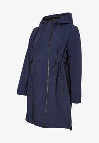 MAMALICIOUS - MLSHELLA 3IN1 TIKKA  - Short coat - navy blazer - 2
