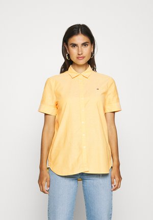 HANN SHIRT - Button-down blouse - sunny
