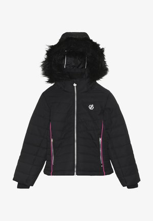 PREDATE JACKET - Lyžařská bunda - black