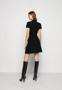 Pinko - DOMINICA DRESS - Jumper dress - nero - 2
