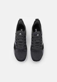 adidas Performance - FLUIDFLOW 2.0 - Zapatillas de running neutras - core black/footwear white/grey six - 3