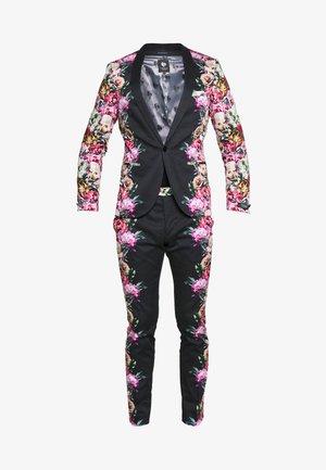 IKEDA SUIT - Kostym - black