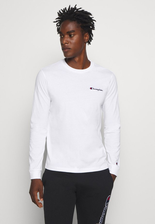 ROCHESTER CREWNECK LONG SLEEVE - Long sleeved top - wihite