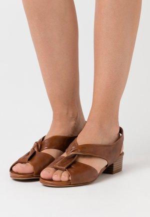 Sandalias - glove terra