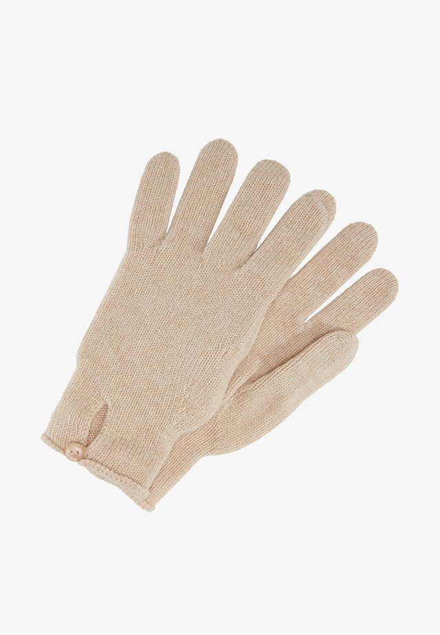Gloves - natural