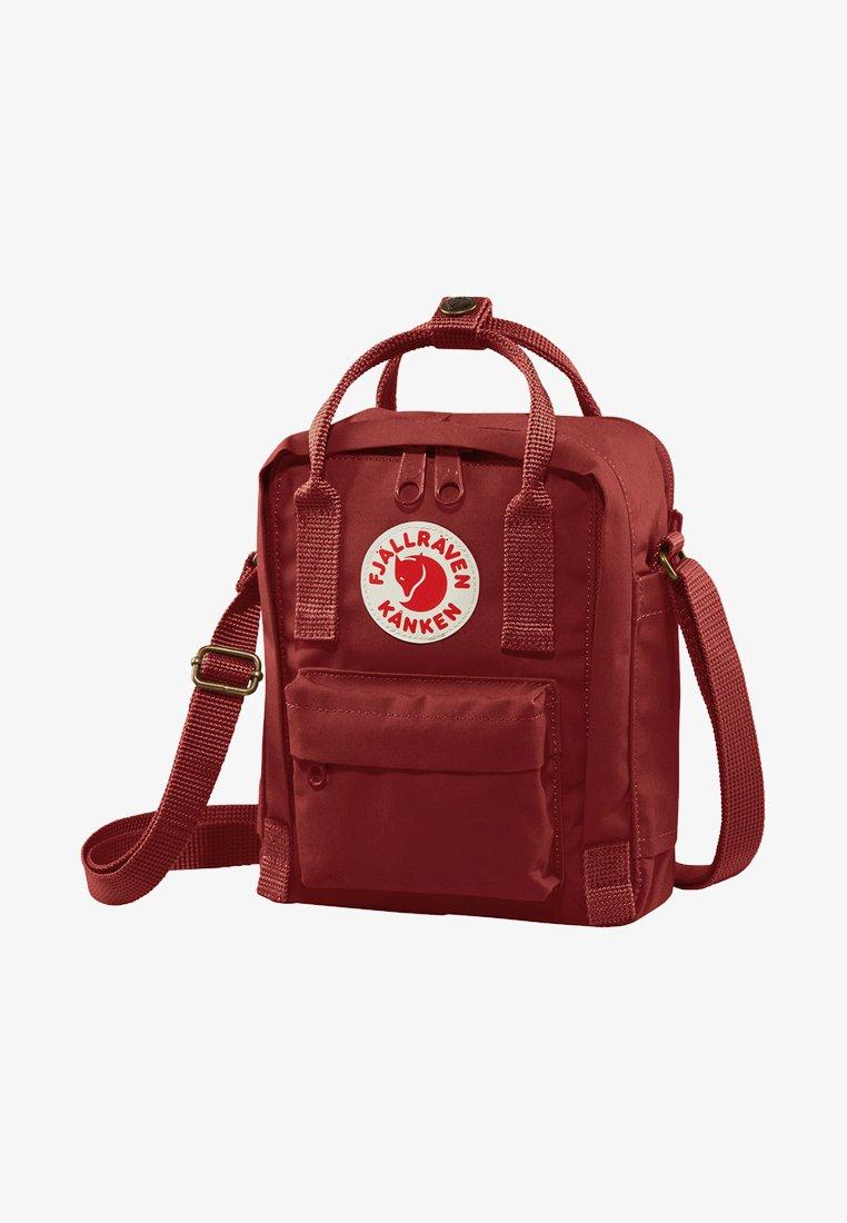 Fjällräven - KÅNKEN SLING - Sports bag - red
