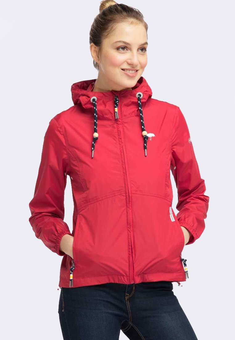 Cut-Price Women's Clothing Schmuddelwedda Parka red 60TdUQkJl