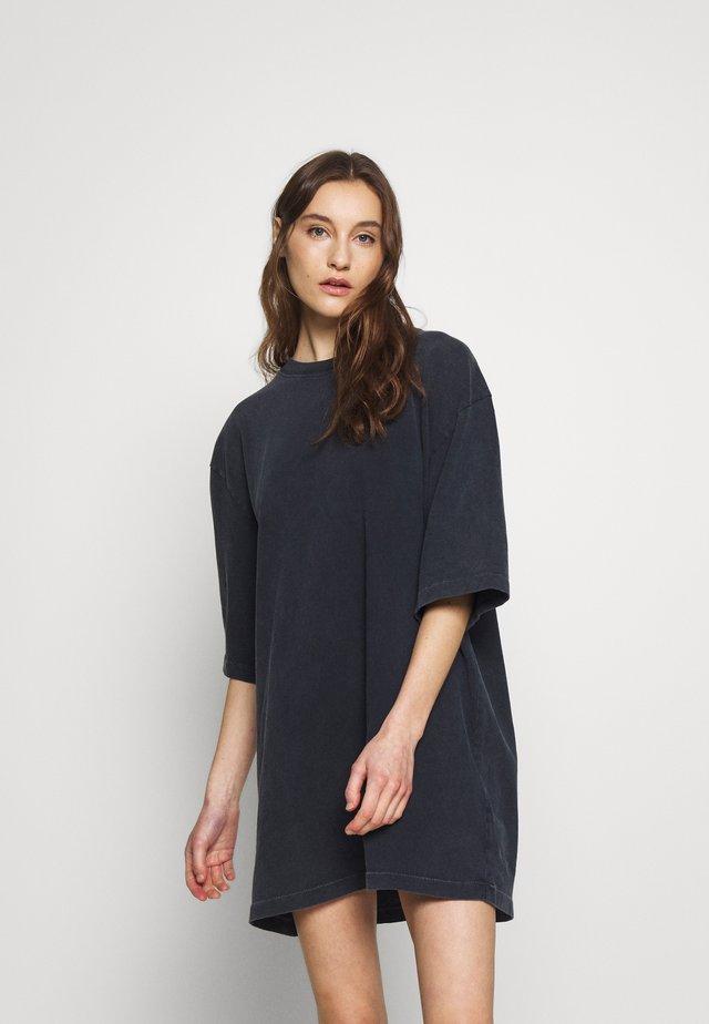 ZERITOWN - Sukienka z dżerseju - anthracite vintage