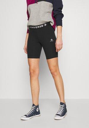 BIKE SHORTS - Shorts - black
