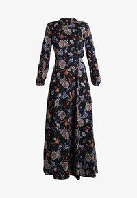 IVY & OAK - PRINTED LONG EVENING DRESS - Occasion wear - black - 4