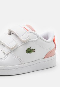 Lacoste - MASTERS CUP UNISEX - Trainers - white/light pink - 5