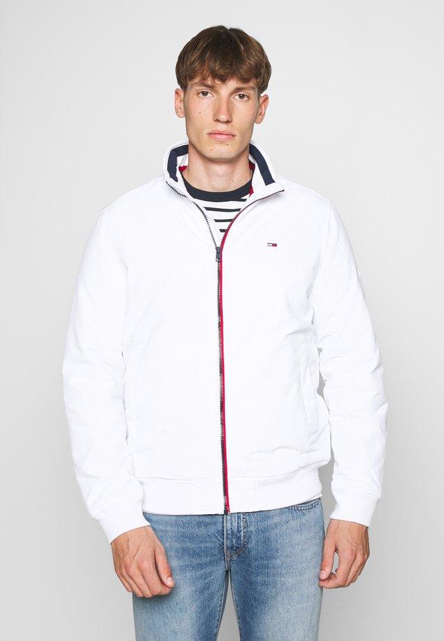 ESSENTIAL PADDED JACKET - Übergangsjacke - white