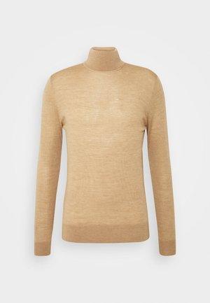 NEVILE - Stickad tröja - macchiato