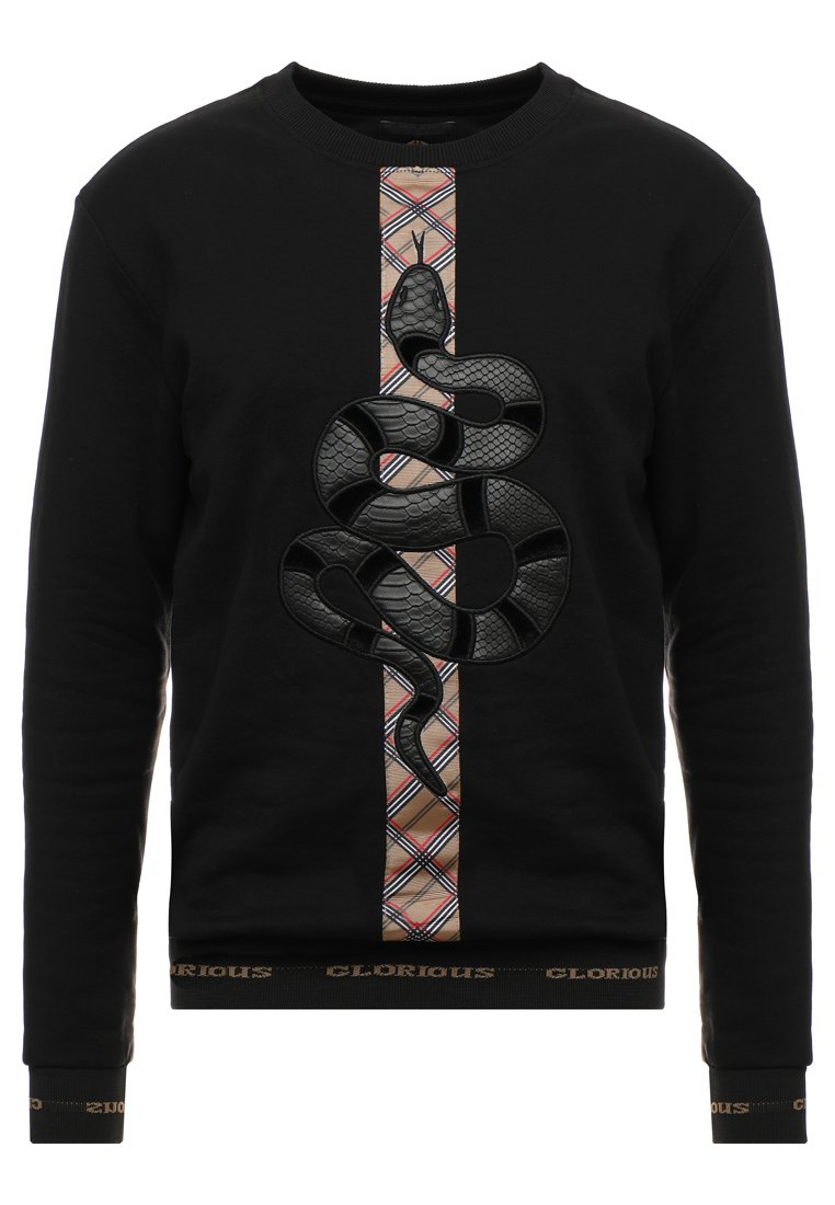 Glorious Gangsta MARENOCREW Sweatshirt black Zalando.at
