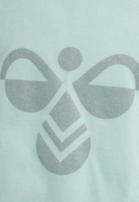 Hummel - Print T-shirt - blue tint - 3