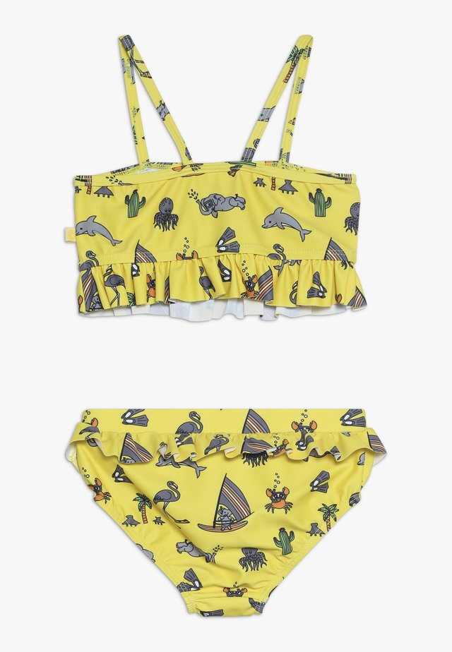 Bikinier - yellow