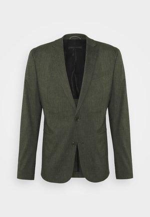HURLEY - Blazer jacket - mottled olive